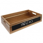 Bread Crate with Chalkboard 1/1 GN