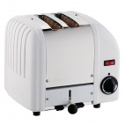 2 Slice Vario Bread Toaster White