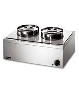Bain Maries - Dry Heat - Round Pots