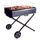 Zenith 4 Charcoal Barbecue Grill