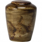 V117 Craft Brown Pepper Shaker