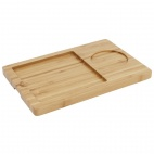 Wooden Base for Slate Platter 240 x 160mm