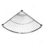Fan Shelf for Vogue Wire Shelving 18 in