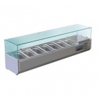 G609 Refrigerated Counter Top Prep/Servery