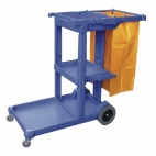 L683 Janitorial Trolley