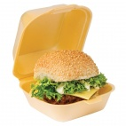 CD936 Foam Clamshell Burger Boxes