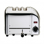 3 Slice Vario Toaster Polished