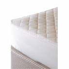 T628 Single Quilted Mattress Protector