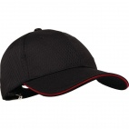 A945 Cool Vent Baseball Cap - Red