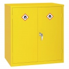 CD997 Hazardous Double Door Cabinet 30Ltr