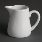 U819 Whiteware Cream or Milk Jug