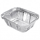 CD947 Rectangular Foil Containers