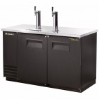 TDD-2 Direct Draw Beer Dispenser - Black
