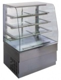 HGPC10SS Heated Display Counter 1000mm Wide