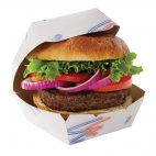 CD955 Clamshell Burger Boxes