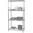 Four Tier Shelving