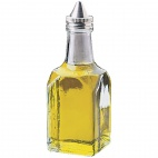 CE329 Oil/Vinegar Cruet Jar