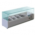 GD875 Refrigerated Counter Top Prep/Servery