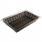 GC943 Frames Polyratten 1/1 GN Basket with Frame