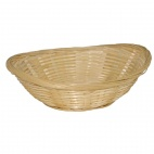 Y571 Wicker Bread or Fruit Baskets