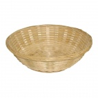 Y570 Wicker Round Bread Basket