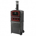 Alto Wood Fired Oven and Smoker Brick GLPZ7EUR