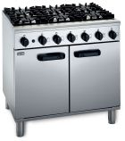 LMR9/N 6 Burner Natural Gas Oven Range