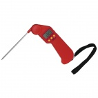 CF913 Easytemp Colour Coded Red Thermometer