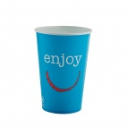 Enjoy Paper Cold Cups 16oz
