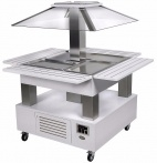 SBC 40 C Heated Salad Bar