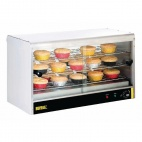 GF455 Pie Warmer Display