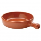 Terracotta Handled Frypan 200mm