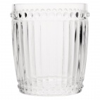 Baroque Whiskey Glass Clear 325ml