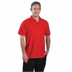 A762-L Polo Shirt - Red