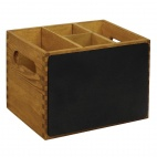 Table Organiser with Blackboard