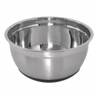 GG021 Stainless Steel Bowl with Silicone Base