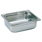 K059 Stainless Steel 1/2 Gastronorm Pan 100mm