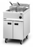 Opus 800 OG8107/N 25 Ltr Natural Gas Single Tank Fryer