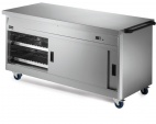 P8P5 Hot Cupboard With Plain Top