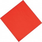 Professional Tissue Napkin Red 330mm