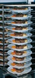 OCA8271 Mobile Banqueting Plate Rack For 50 Plated Meals