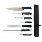F221 Chefs Knife Set and Wallet