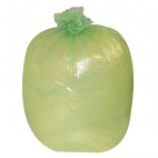 Refuse Sacks Green Pack of 200
