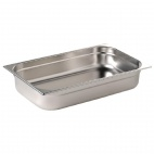 K903 Stainless Steel 1/1 Gastronorm Pan 65mm