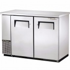 TBB-24-48-S Doube Door Hinged Back Bar Cooler - 288 x 330ml Cans