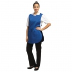 B043-1 Tabard with Pocket - Royal Blue