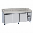 BPB2000 635 Ltr Refrigerated Pizza / Salad Prep Counter
