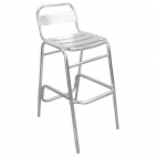 U503 Aluminium Bar Stool (Pack of 4)