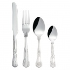 Olympia 4 Piece Kings Cutlery Set