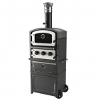Alto Wood Fired Oven and Smoker White GLPZ7EUW